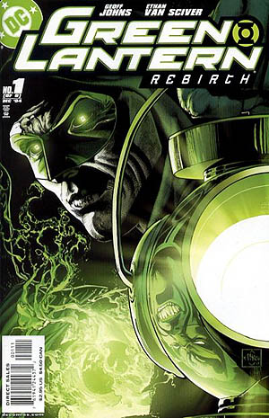 He's holding a green lantern. And THAT'S THE NAME OF THE THING.