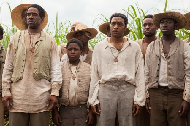 12 Years a Slave puts you into the thick of it right off the bat.