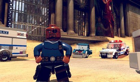 LEGO ATTACK
