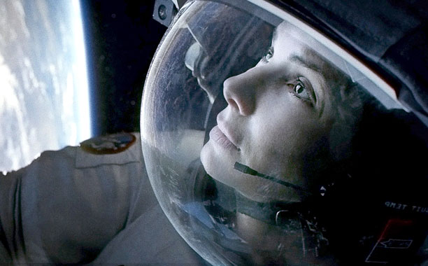 Best Actress - Sandra Bullock in the role of everybody alive