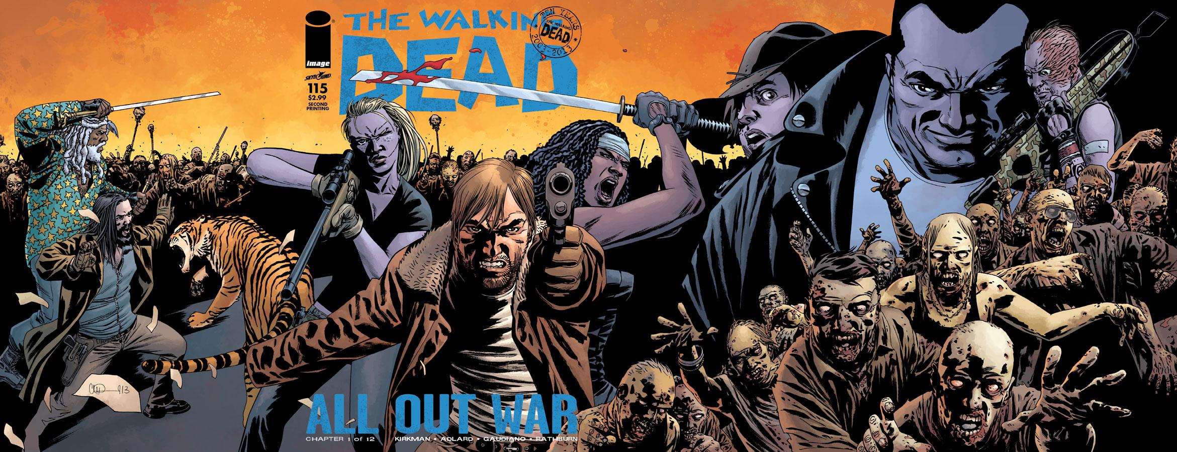 The Walking Dead Season 8 Starts Filming Today Lipstick Alley