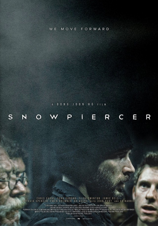 Captain America: Winter Soldier 2 - SNOWpiercer. Get it?