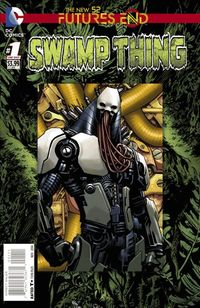 Charles Soule's Swamp Thing installment was one of a small handful of Futures End highlights.