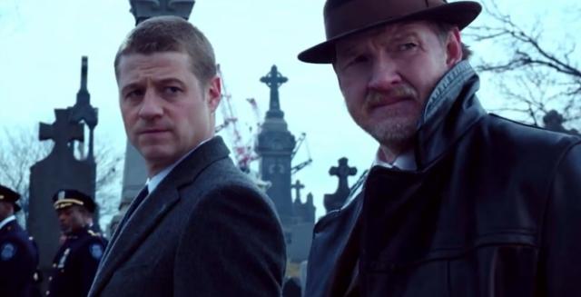 Them Gotham Boys is at it again.