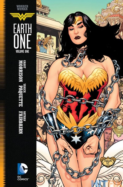 Wonder Woman earth one